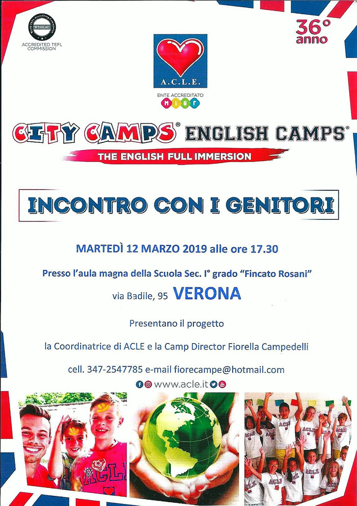 City camps fronte